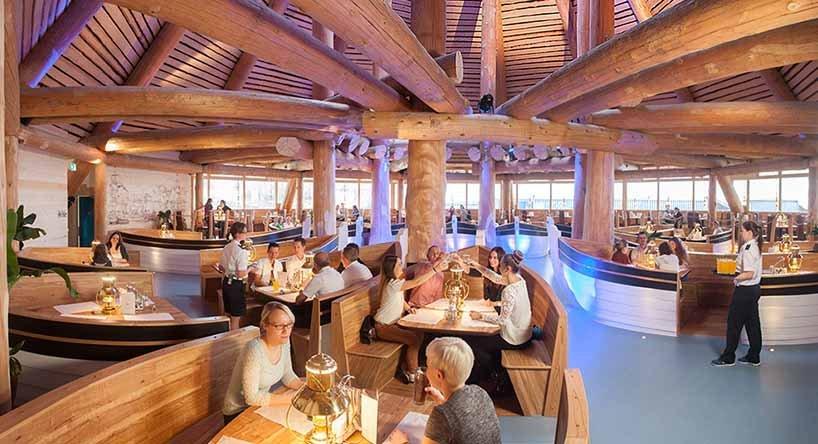 Therme Erding Hafenrestaurant