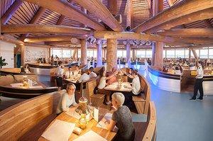 Therme Erding Hafen Restaurant