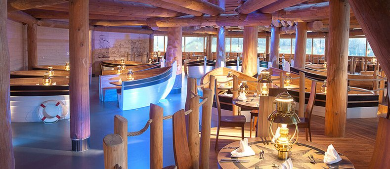 Hafenrestaurant Hotel Victory Therme Erding