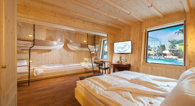 Hotel Victory Therme Erding Captain's Cabin