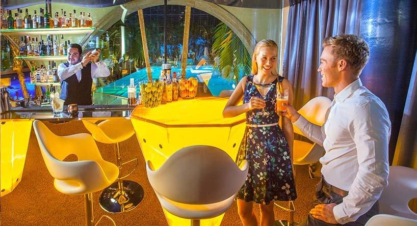 Hotel Victory Therme Erding Kaleidoskopbar
